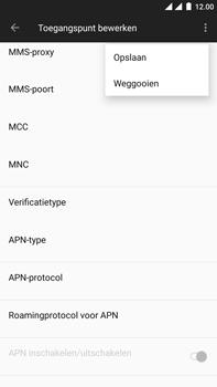 OnePlus 3 - Android Oreo - Internet - handmatig instellen - Stap 16