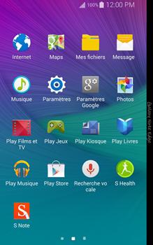 Samsung N915FY Galaxy Note Edge - Internet - Activer ou désactiver - Étape 3