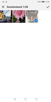 Huawei Mate 10 Pro Dual-SIM (Model BLA-L29) - Android Pie - E-mail - Bericht met attachment versturen - Stap 14