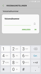 Samsung galaxy-s7-android-oreo - Voicemail - Handmatig instellen - Stap 9