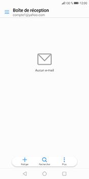 Huawei P Smart - E-mails - Ajouter ou modifier votre compte Yahoo - Étape 9