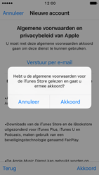 Apple iPhone SE - iOS 10 - Applicaties - Account aanmaken - Stap 11