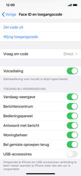 Apple iPhone 11 Pro - Beveiliging - stel in of wijzig pincode voor je toestel - Stap 8