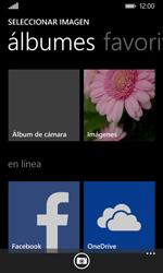 Nokia Lumia 635 - Mensajería - Escribir y enviar un mensaje multimedia - Paso 10
