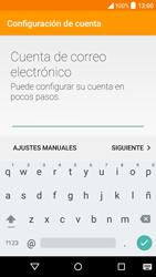 Alcatel Idol 3 - E-mail - Configurar correo electrónico - Paso 6