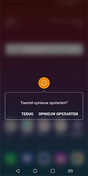 LG Q7 - Internet - Handmatig instellen - Stap 31
