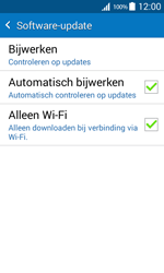 Samsung G360F Galaxy Core Prime - Software update - update installeren zonder PC - Stap 6