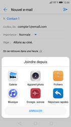 Huawei P9 Lite - Android Nougat - E-mail - envoyer un e-mail - Étape 11
