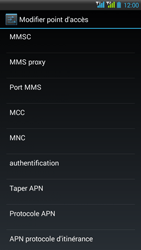 HTC Desire 516 - Internet - Configuration manuelle - Étape 11