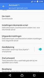 Sony Xperia XZ Premium (G8141) - E-mail - Instellingen KPNMail controleren - Stap 10