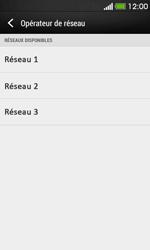 HTC Desire 500 - Réseau - utilisation à l'étranger - Étape 11