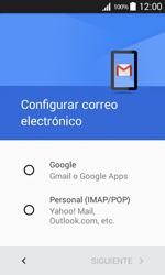 Samsung Galaxy Core Prime - E-mail - Configurar Gmail - Paso 7
