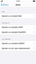Apple iPhone SE - iOS 13 - E-mail - Configuration manuelle - Étape 6