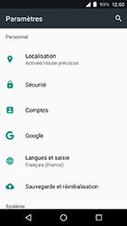 Crosscall Action X3 - Aller plus loin - Gérer vos données depuis le portable - Étape 7