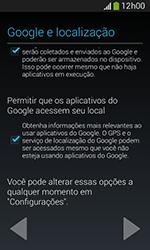 Samsung Galaxy Grand Neo - Primeiros passos - Como ativar seu aparelho - Etapa 11