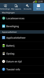 Samsung I9505 Galaxy S IV LTE - Software update - update installeren zonder PC - Stap 5