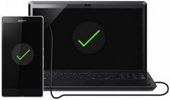 Sony Xpéria Z1 - Premiers pas - Spécificités produit - Étape 3