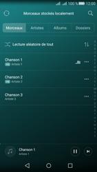 Huawei Y5 II Dual Sim - Photos, vidéos, musique - Ecouter de la musique - Étape 6