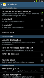 Samsung I9205 Galaxy Mega 6-3 LTE - SMS - Configuration manuelle - Étape 6