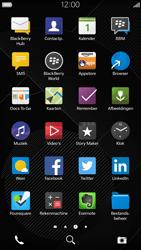 BlackBerry Leap - SMS - Handmatig instellen - Stap 3