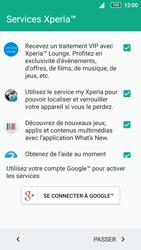 Sony Xperia Z5 - Premiers pas - Créer un compte - Étape 22