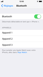 Apple iPhone 5s - iOS 11 - Bluetooth - connexion Bluetooth - Étape 7