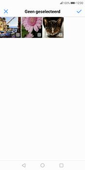 Huawei Mate 10 Pro - E-mail - hoe te versturen - Stap 13