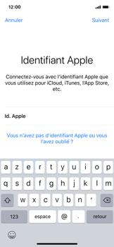 Apple iPhone XS - Données - créer une sauvegarde avec votre compte - Étape 5