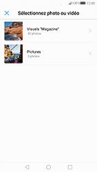 Huawei P10 - E-mail - Envoi d