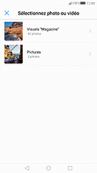 Huawei P10 - E-mail - envoyer un e-mail - Étape 12