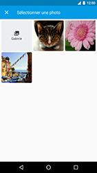LG Nexus 5X - Android Oreo - MMS - envoi d'images - Étape 11