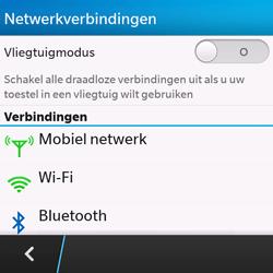 BlackBerry Q10 - Bluetooth - Koppelen met ander apparaat - Stap 5
