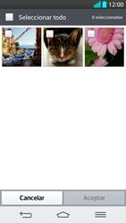 LG G2 - Mensajería - Escribir y enviar un mensaje multimedia - Paso 16