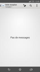 Sony Xpéria T3 - E-mails - Envoyer un e-mail - Étape 4