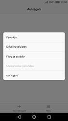 Huawei Y6 (2017) - SMS - Como configurar o centro de mensagens -  5