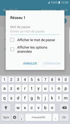 Samsung Galaxy S7 Edge (G935) - Wifi - configuration manuelle - Étape 6