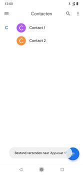 Xiaomi mi-a2-lite-dual-sim-m1805d1sg - Contacten en data - Contacten overzetten via Bluetooth - Stap 12
