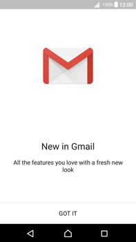 Sony Xperia Z5 Premium (E6853) - Android Nougat - E-mail - Manual configuration (gmail) - Step 5