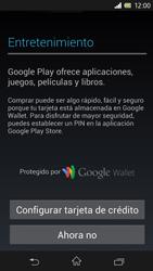 Sony Xperia Z - Aplicaciones - Tienda de aplicaciones - Paso 15