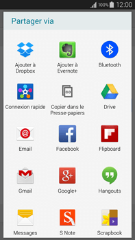 Samsung N910F Galaxy Note 4 - Internet - Navigation sur Internet - Étape 19