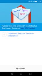 Huawei P9 Lite - E-mail - Configurar Gmail - Paso 5