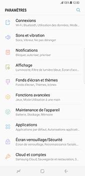 Samsung Galaxy S8 Plus - Internet - Désactiver les données mobiles - Étape 4