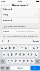 Apple iPhone 5c - Applicaties - Account aanmaken - Stap 14