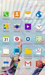 Samsung Galaxy Ace 4 - SMS - Como configurar o centro de mensagens -  3