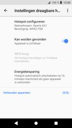 Sony xperia-xa1-g3121-android-oreo - WiFi - Mobiele hotspot instellen - Stap 10