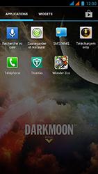 Wiko Darkmoon - SMS - Configuration manuelle - Étape 3