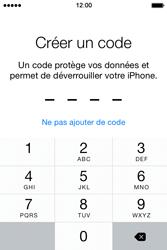 Apple iPhone 4S (iOS 8) - Premiers pas - Créer un compte - Étape 35