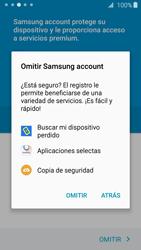 Samsung Galaxy A3 (2016) - Primeros pasos - Activar el equipo - Paso 15