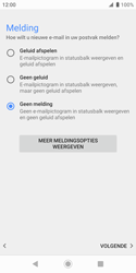 Sony xperia-xz2-compact-h8314-android-pie - E-mail - Account instellen (POP3 met SMTP-verificatie) - Stap 21