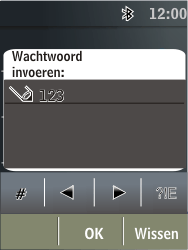 Nokia X3-02 - Bluetooth - koppelen met ander apparaat - Stap 11